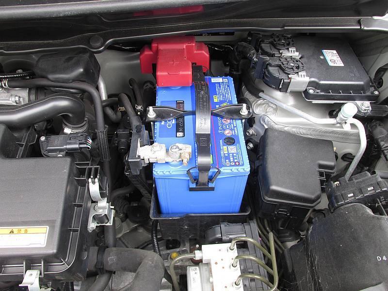 ワゴンR MH34S のバッテリーを交換しました!_e0382354_20163277.jpg