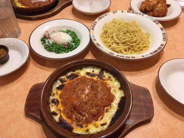 数か月ぶりに家族でファミレスでの食事を楽しみました_c0000956_22502111.jpeg