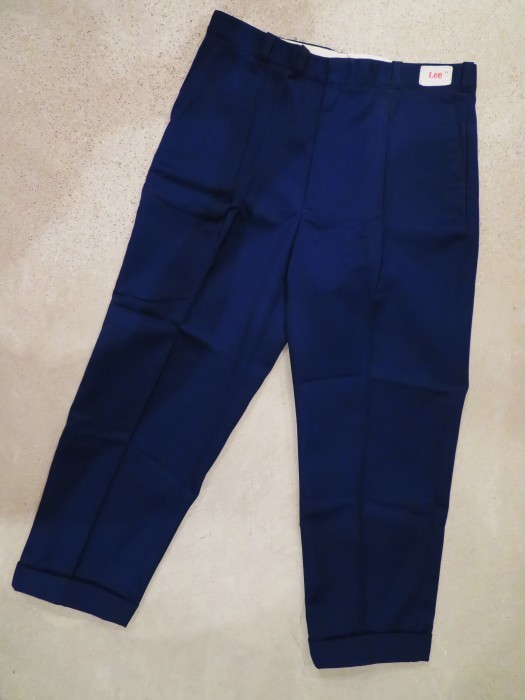 60\'s DEAD STOCK Lee WORK TROUSERS NOS②_e0187362_11410501.jpg