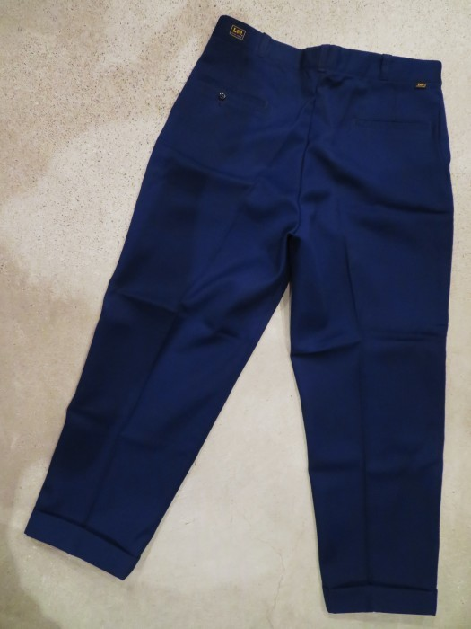 60\'s DEAD STOCK Lee WORK TROUSERS NOS②_e0187362_11454065.jpg