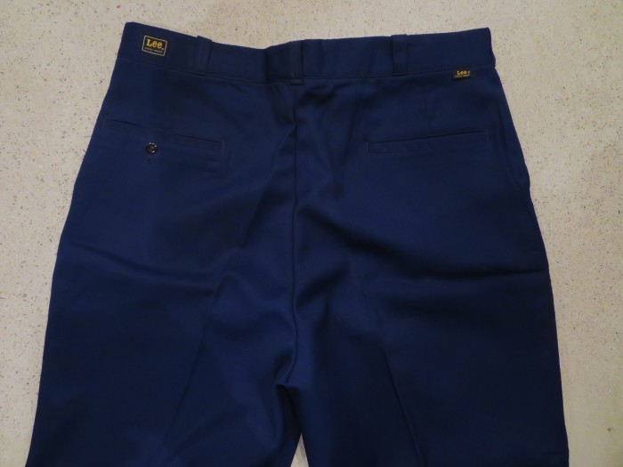 60\'s DEAD STOCK Lee WORK TROUSERS NOS②_e0187362_11512880.jpg