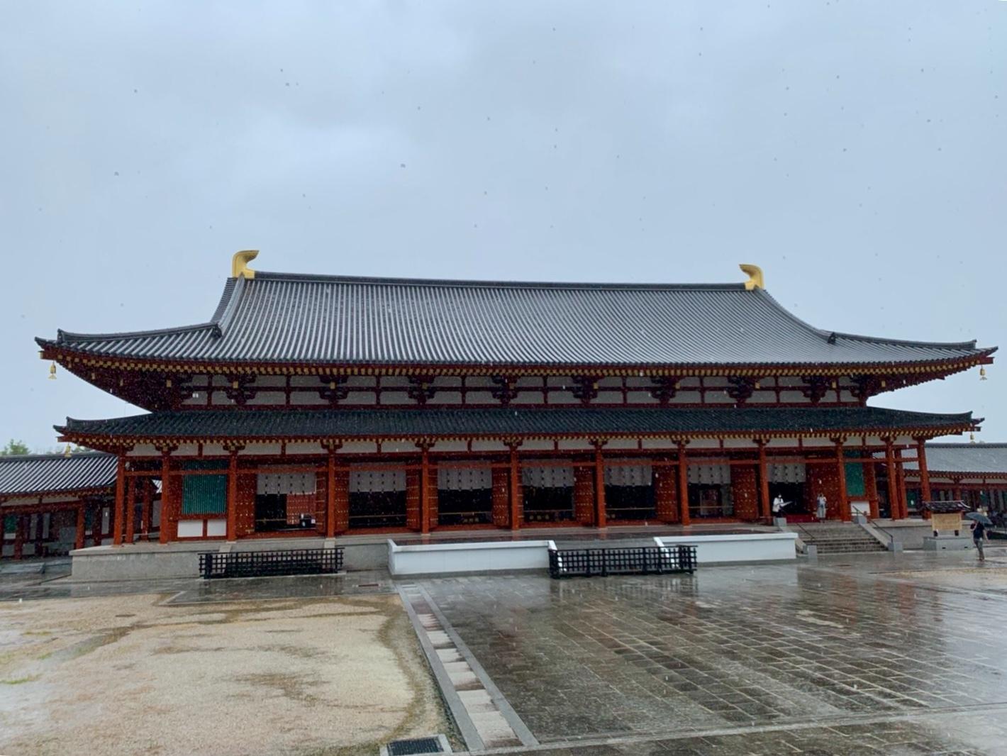 法隆寺と薬師寺と柿の葉寿司_a0258686_08235423.jpeg