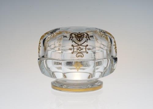 Baccarat EMPIRE Glass Box_c0108595_23551116.jpeg