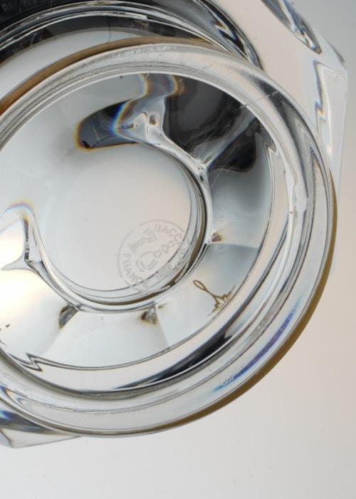Baccarat EMPIRE Glass Box_c0108595_23572979.jpeg