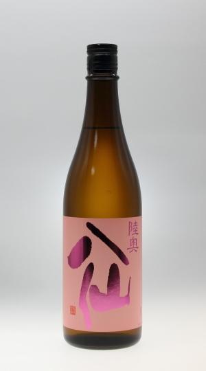 陸奥八仙 吟醸 ピンクラベル[八戸酒造]_f0138598_20504208.jpg