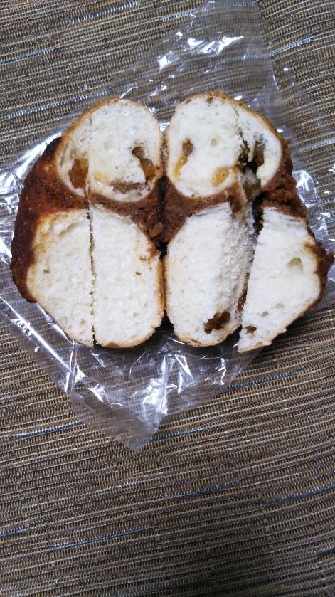 パン工房つくんこ りんごくるみシナモン_f0076001_22380767.jpg