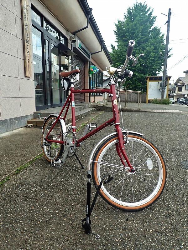 置き自転車でお使いへ_c0336902_19063035.jpg