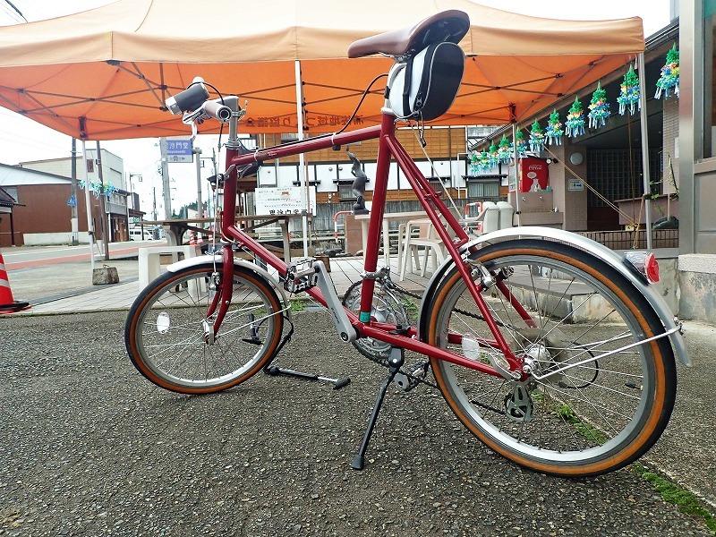 置き自転車でお使いへ_c0336902_19064189.jpg