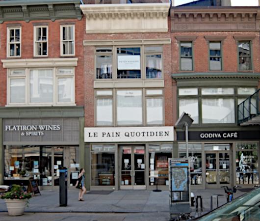 NYで愛される老舗の名店エリア、歴史ある建物、街角アート_b0007805_22381579.jpg