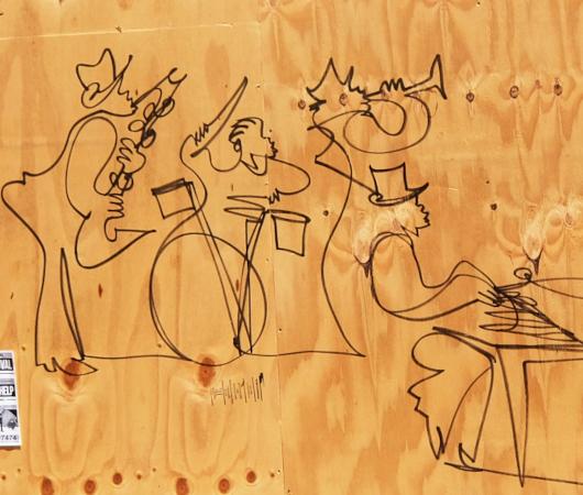 ChaShaMa(チャシャマ)アート・スペースでSir Shadowさんの個展開催中_b0007805_23391242.jpg