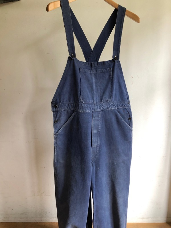 30\'s〜40\'s French Metis Overall_f0370108_14322308.jpg