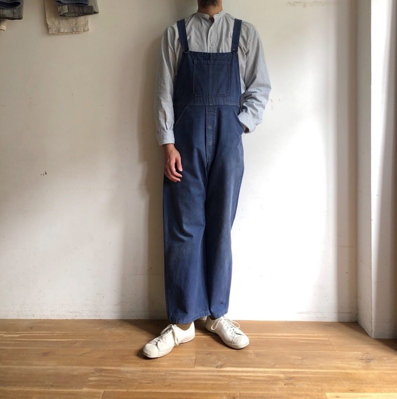 30\'s〜40\'s French Metis Overall_f0370108_14534202.jpg