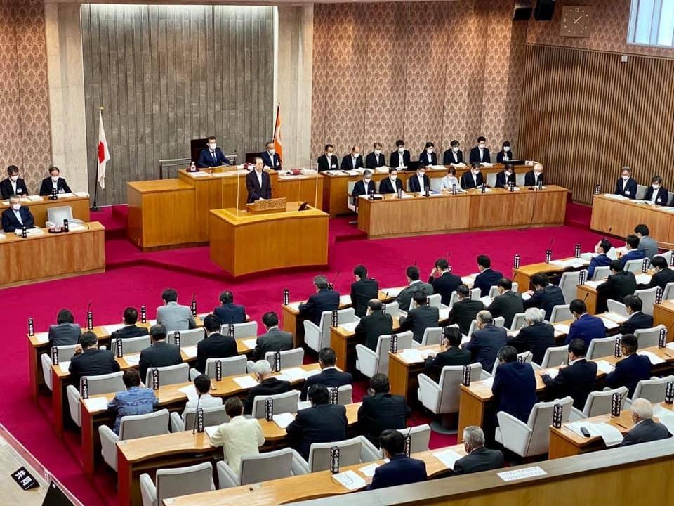 『福島県議会6月定例会 代表質問』_f0259324_14235922.jpg
