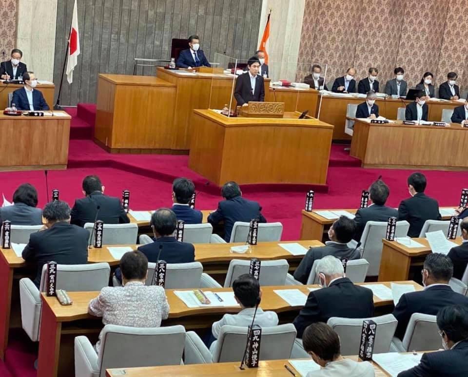『福島県議会6月定例会 代表質問』_f0259324_14235963.jpg