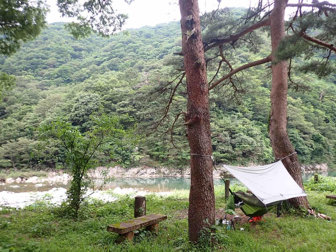 梅雨空キャンプツーリング 3/3_d0211129_16093189.jpg