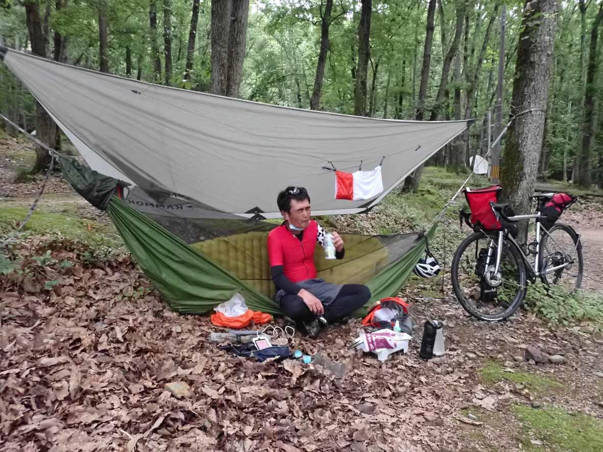 梅雨空キャンプツーリング 3/3_d0211129_21022197.jpg