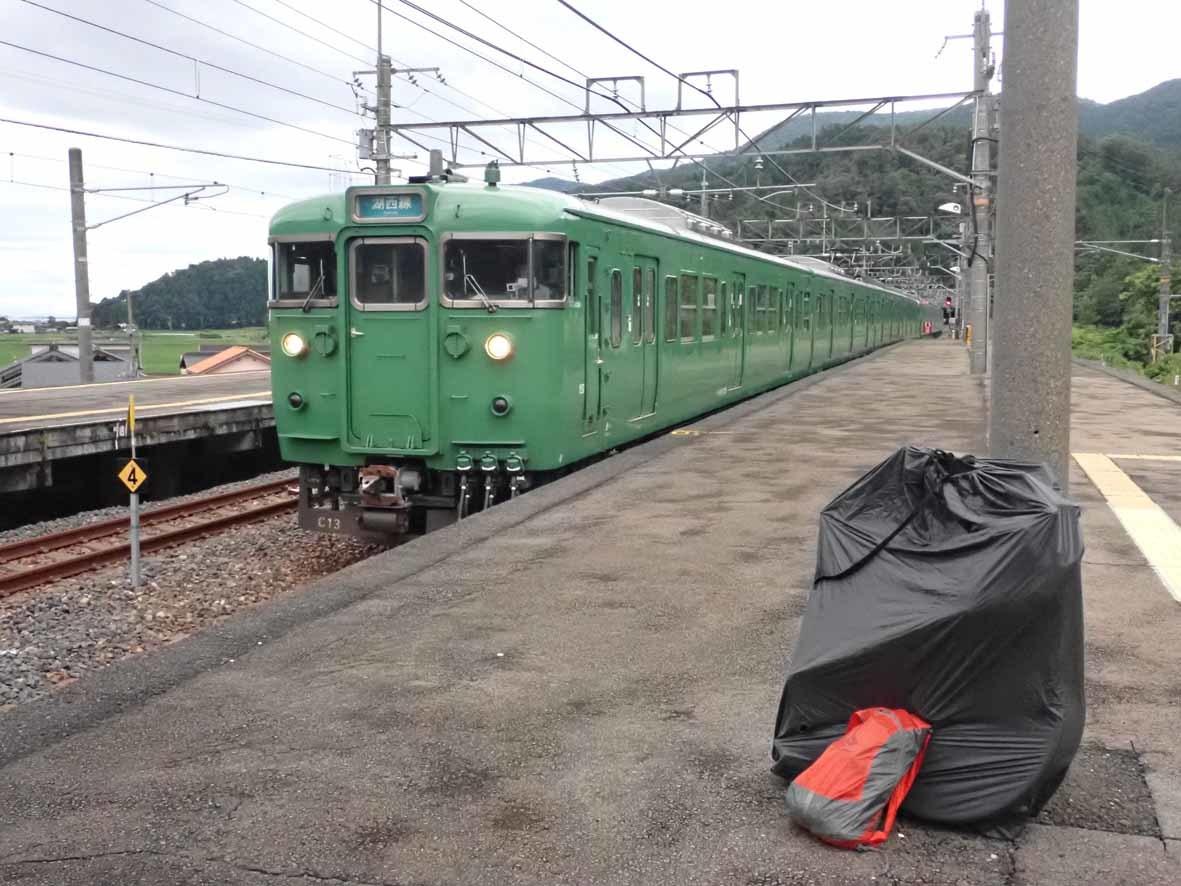 梅雨空キャンプツーリング 3/3_d0211129_21285019.jpg