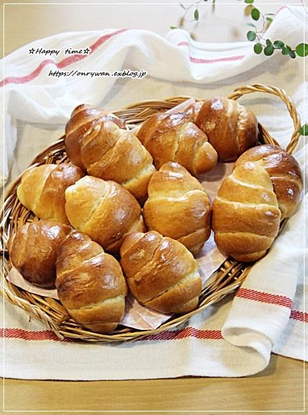 おばんざい弁当とパン焼きとあたり♪_f0348032_16245823.jpg