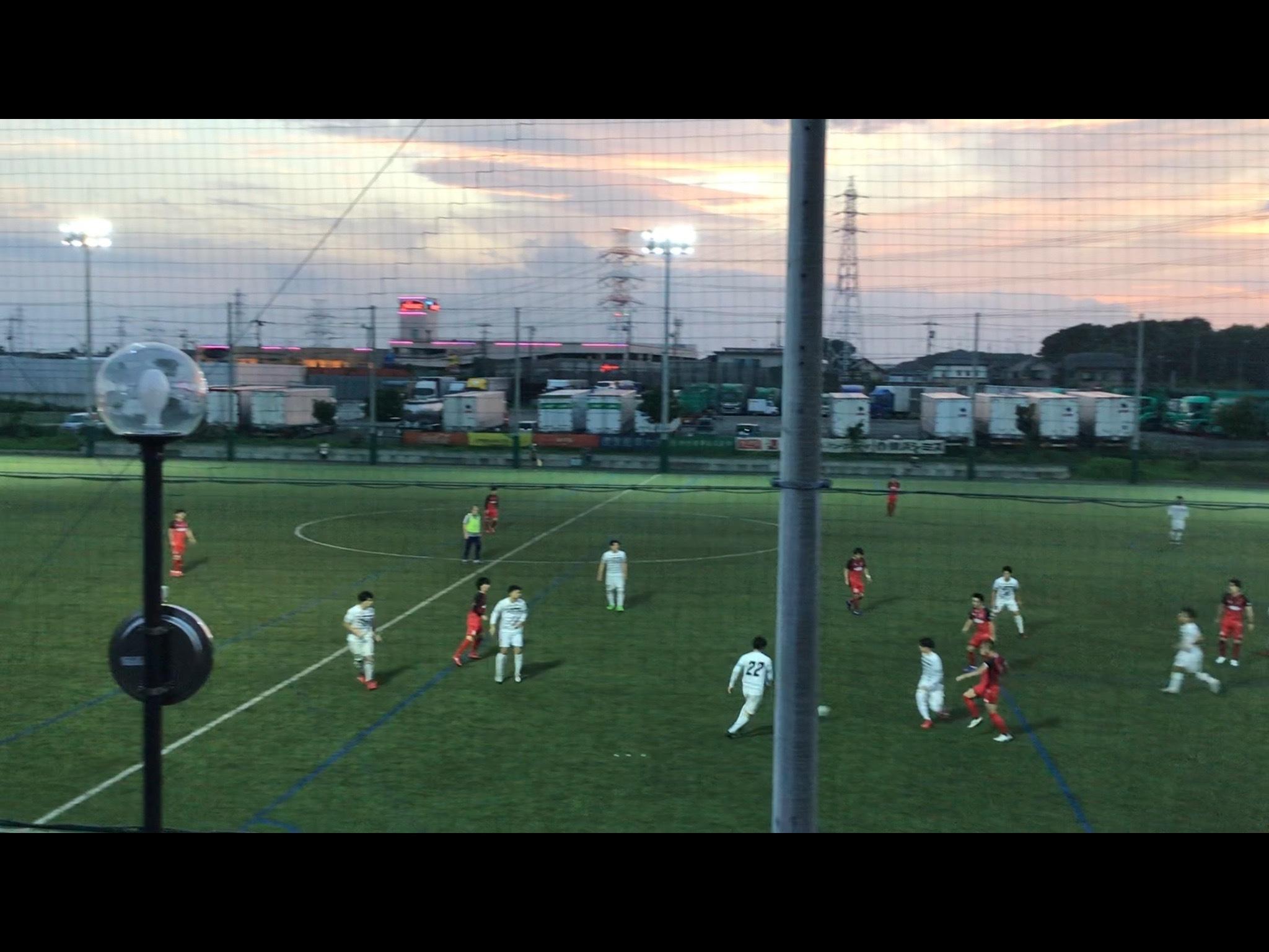 練習試合vsFC AIVANCE YOKOSUKA_a0109270_14110906.jpg