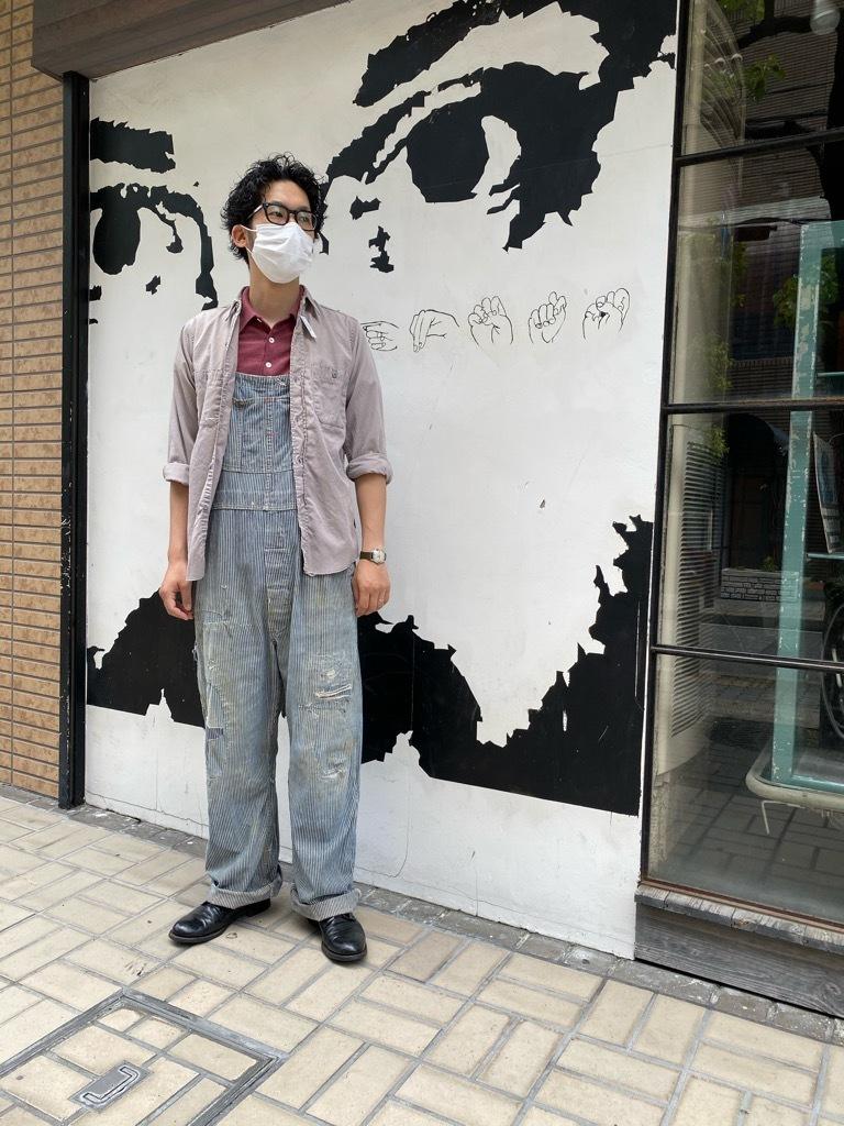 HickoryOverall(マグネッツ大阪アメ村店)_c0078587_12484151.jpg