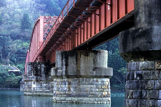 JR九州肥薩線球磨川第一橋梁_a0134296_08184003.jpg