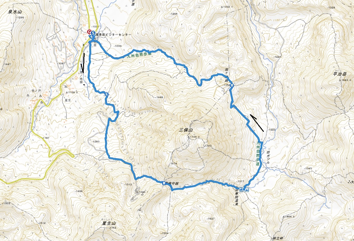 三俣山山麓を周回 2020.07.05(日)_a0166196_14144013.jpg