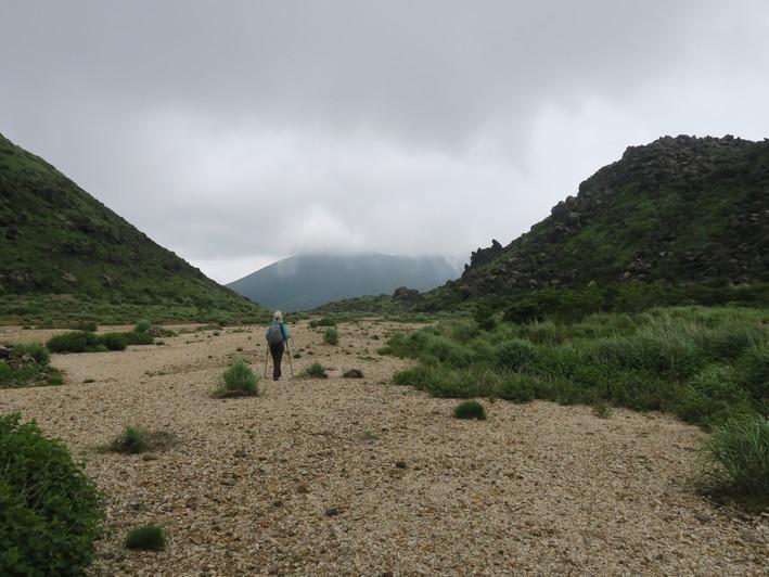 三俣山山麓を周回 2020.07.05(日)_a0166196_1475816.jpg