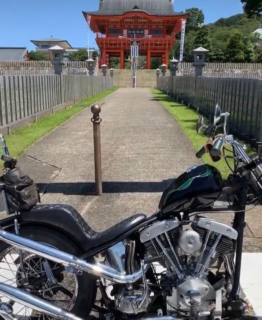 朝コーヒー in 犬山成田山 on 12th July_a0165898_18380068.jpg