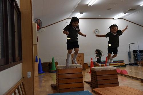 年中 体育教室_c0058507_17340684.jpg