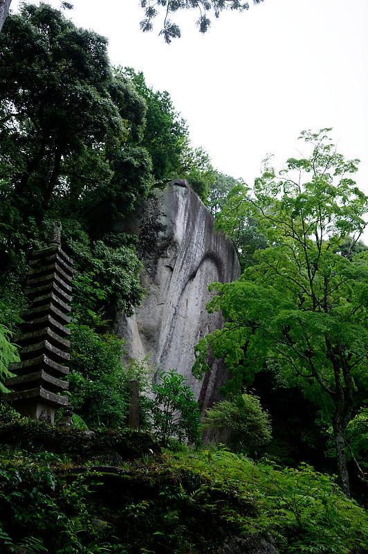 巨岩の異世界@笠置寺_f0032011_19310254.jpg