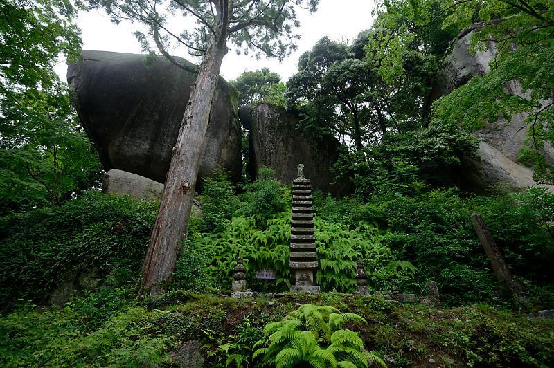 巨岩の異世界@笠置寺_f0032011_19310257.jpg