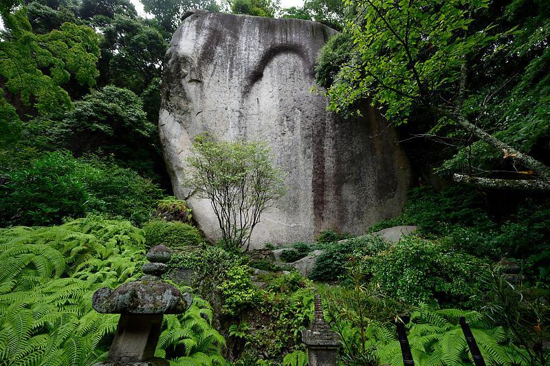 巨岩の異世界@笠置寺_f0032011_19310268.jpg