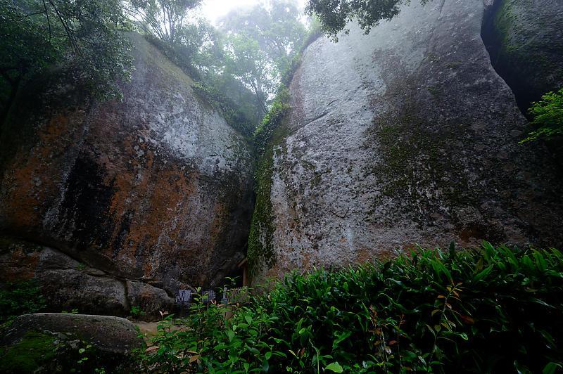 巨岩の異世界@笠置寺_f0032011_19324631.jpg