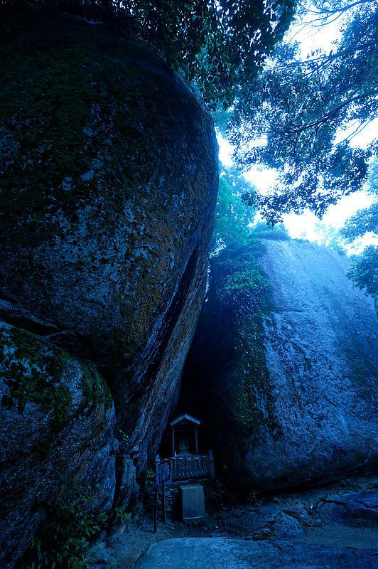 巨岩の異世界@笠置寺_f0032011_19332916.jpg
