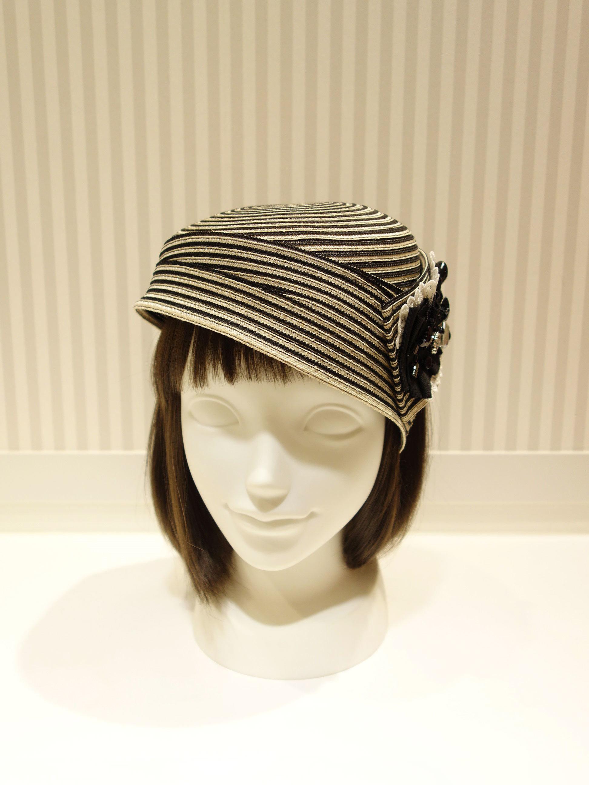 夏*おしゃれ帽子入荷しました♪~Mode Svetlana・Chapon~_e0167832_14015009.jpg