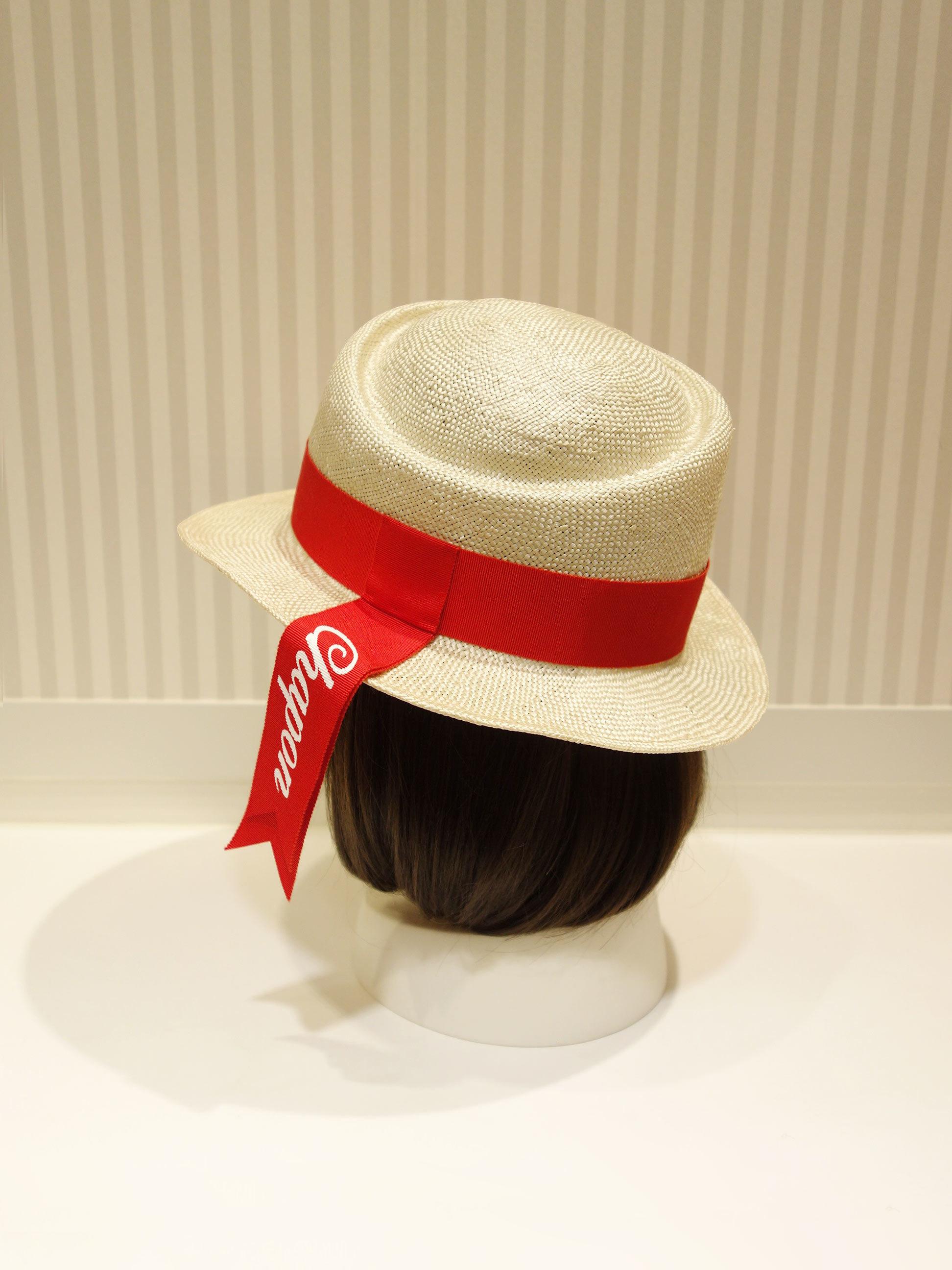 夏*おしゃれ帽子入荷しました♪~Mode Svetlana・Chapon~_e0167832_14015104.jpg