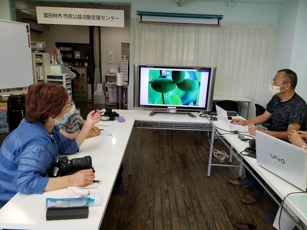 カメラ教室&書道教室_c0113948_14401184.jpg