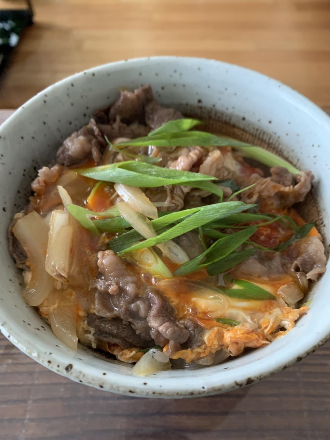 丼 レシピ 他人