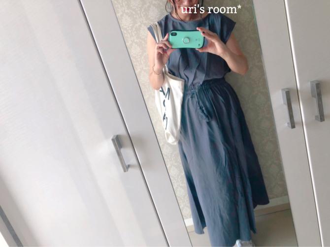 ポチレポ!お気に入りのリピ買いと…この夏のプチプラ服あれこれ(´∀`)_a0341288_20051100.jpg