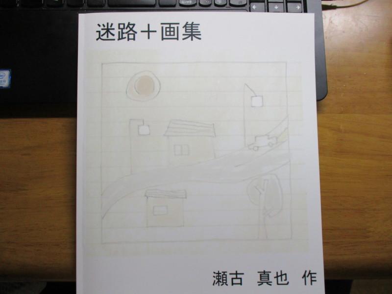 エアコンの修理、画集が届いた_c0406588_18501549.jpg