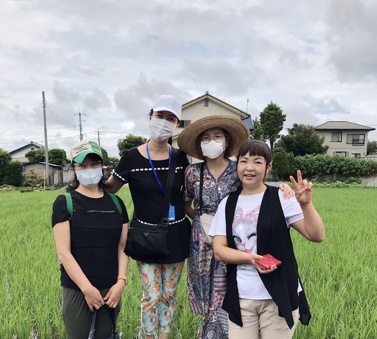 东京的朋友们赴群马前桥体验蔬菜丰收_d0007589_14434393.jpg