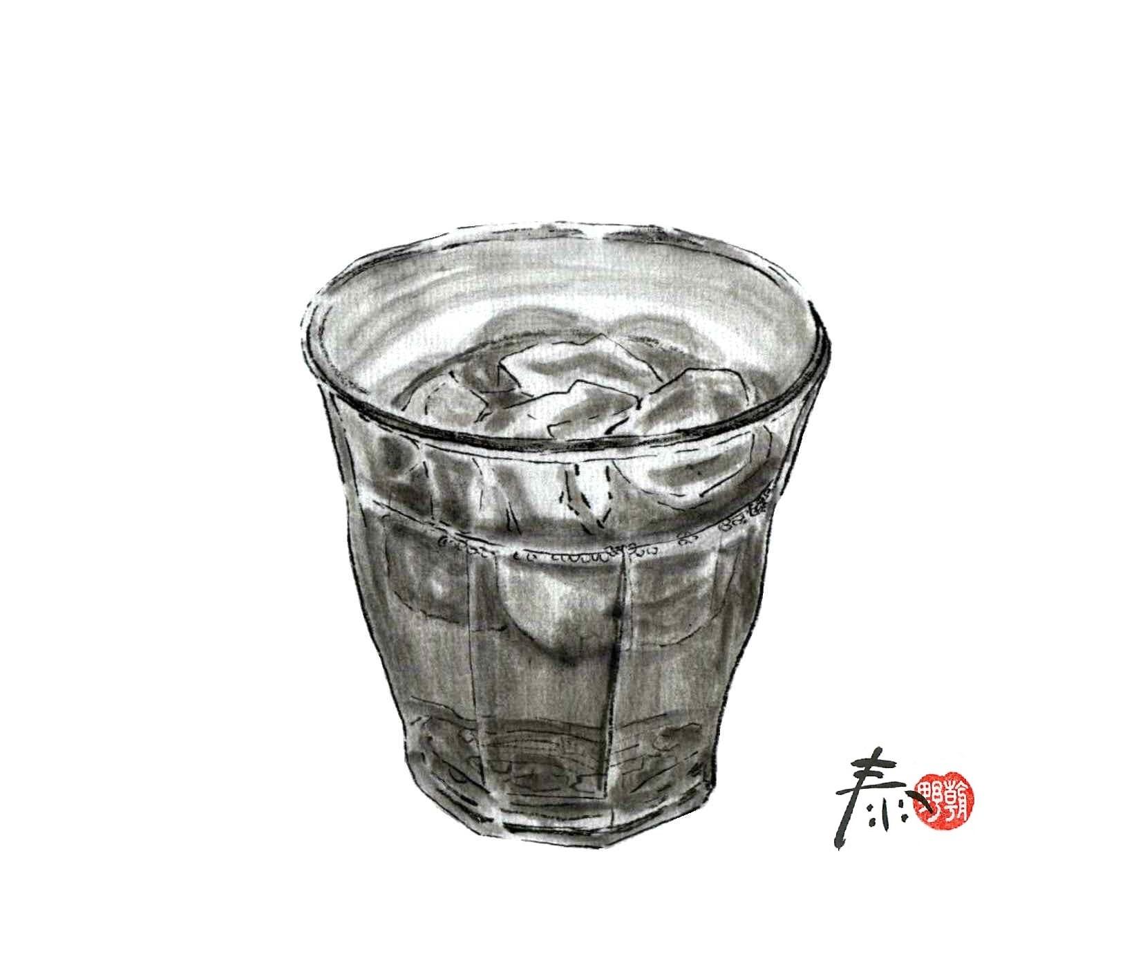 /// あと2杯、健康のため水を ///朝野家・香りの散歩道2020.7.8放送分_f0112434_18141797.jpg