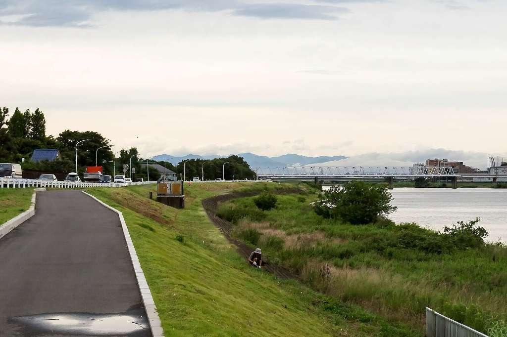 奥多摩の山が見えました_f0044056_16354199.jpg