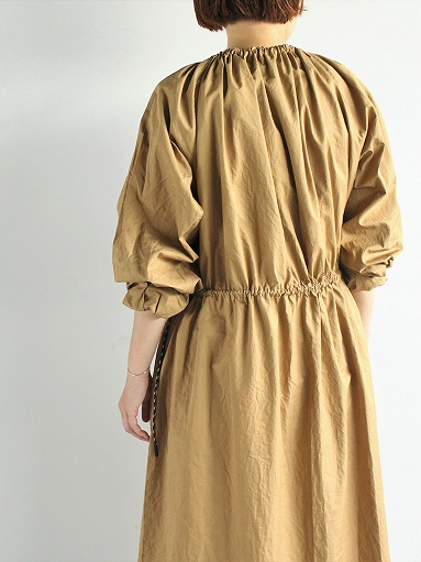 R&D.M.Co- GARMENT DYE SMOCK DRESS_b0139281_21105761.jpg