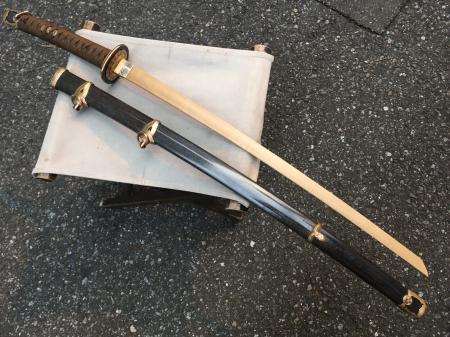 海軍士官用新型軍刀外装・新型軍刀制定当初の物。_a0154482_20403282.jpg