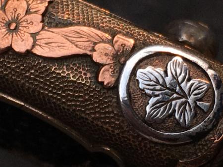 海軍士官用新型軍刀外装・新型軍刀制定当初の物。_a0154482_20475163.jpg
