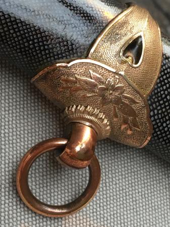 海軍士官用新型軍刀外装・新型軍刀制定当初の物。_a0154482_21053055.jpg