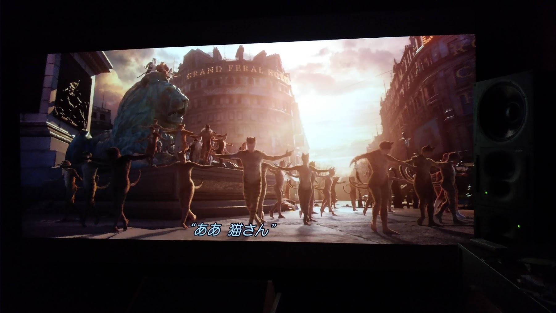 キャッツ Blu-ray_f0098083_07185780.jpg