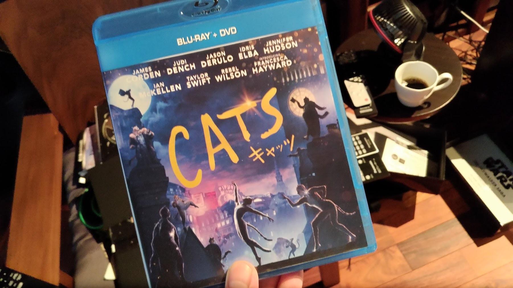 キャッツ Blu-ray_f0098083_07232261.jpg