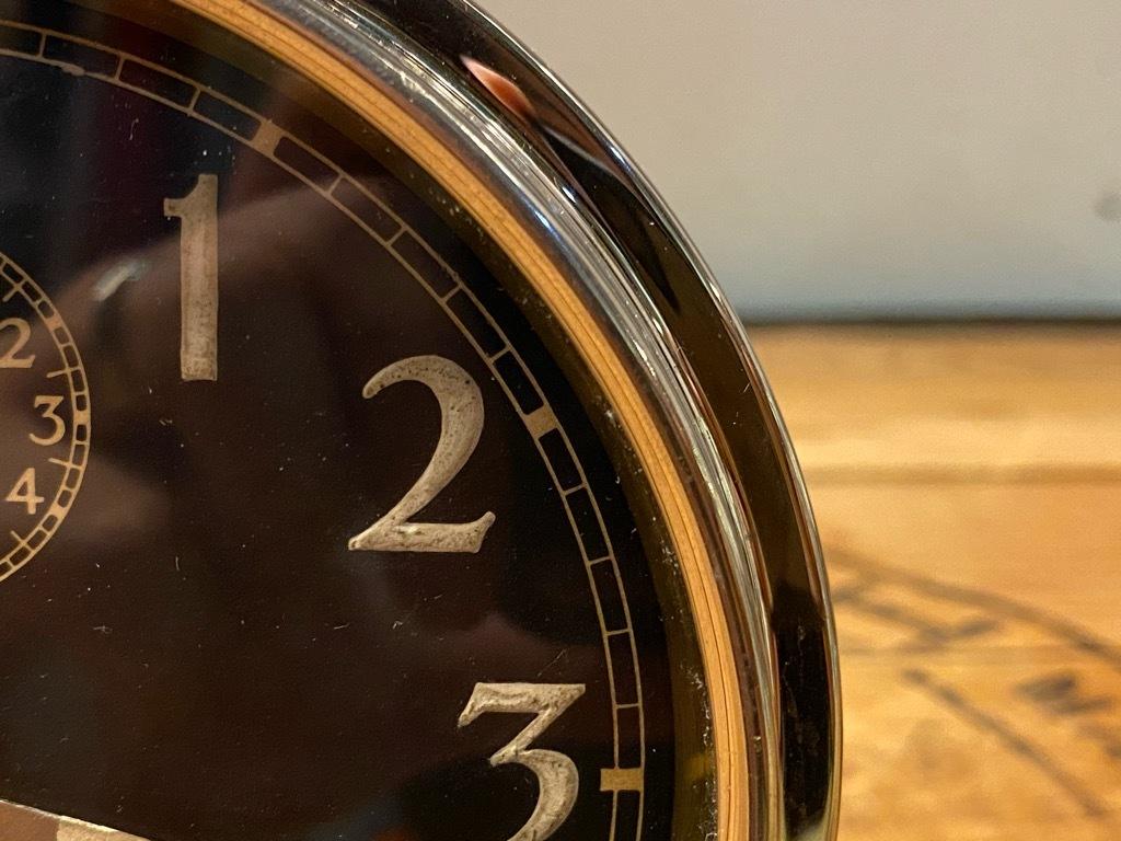 7月11日(土)マグネッツ大阪店アメリカン雑貨入荷日!! #1 AntiqueAlarmClock 1910\'~Westclox BigBen Style-1~9 &  INGRAHAM,ELGIN!_c0078587_12541067.jpg